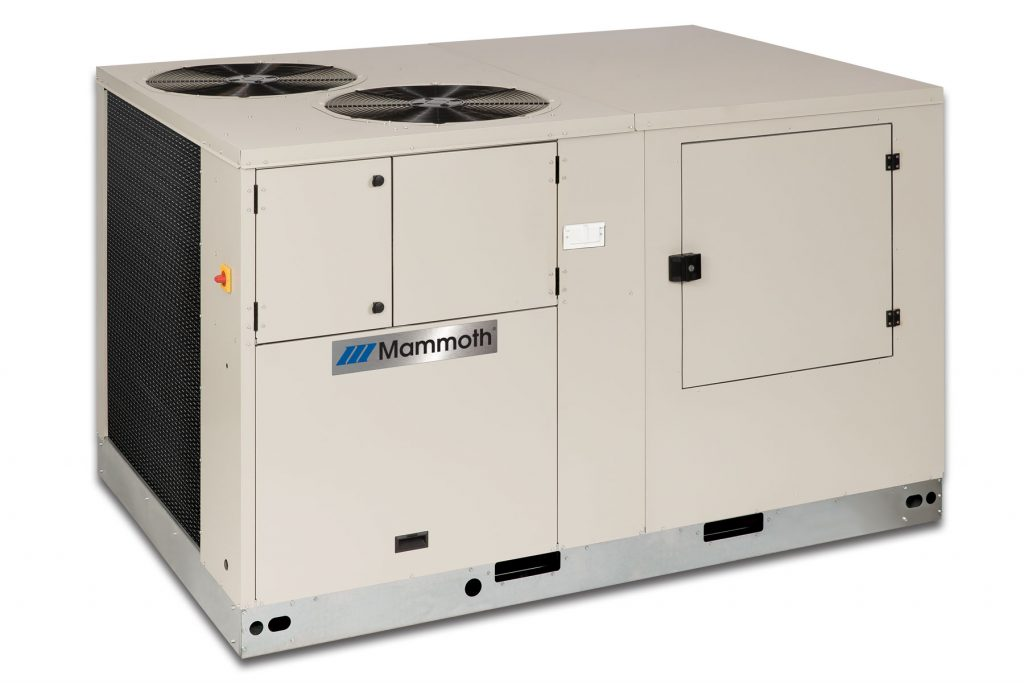 New Line of Mammoth LC Rooftop Units | Nortek Global HVAC